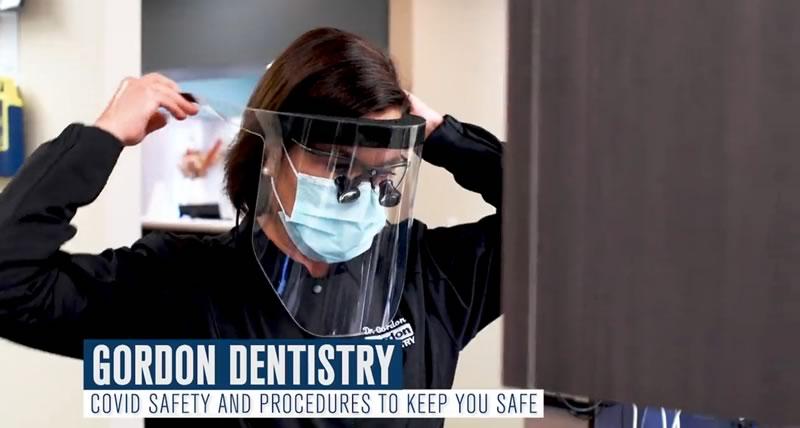 Covid Safety Video - Gordon Dentistry